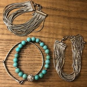 Express Jewelry (lot of 4 pcs)